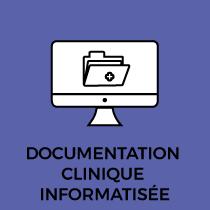 Documentation clinique informatisée